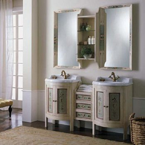 Мебель для ванной комнаты Mobili Di Castello Cannes
