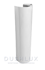 AZZURRA PRATICA Колонна для раковины, цвет: белый