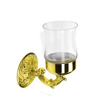 StilHaus Noto Light Стакан, цвет: золото/стекло