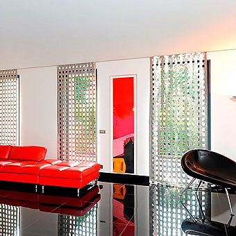 Cinier Jeu De Cape Дизайн-радиатор 220x50 см. Мощность 982 W