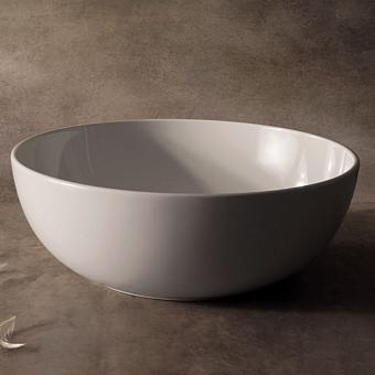 Globo T-Edge Раковина-чаша 45х16 см, без отв., на столешницу, цвет: белый