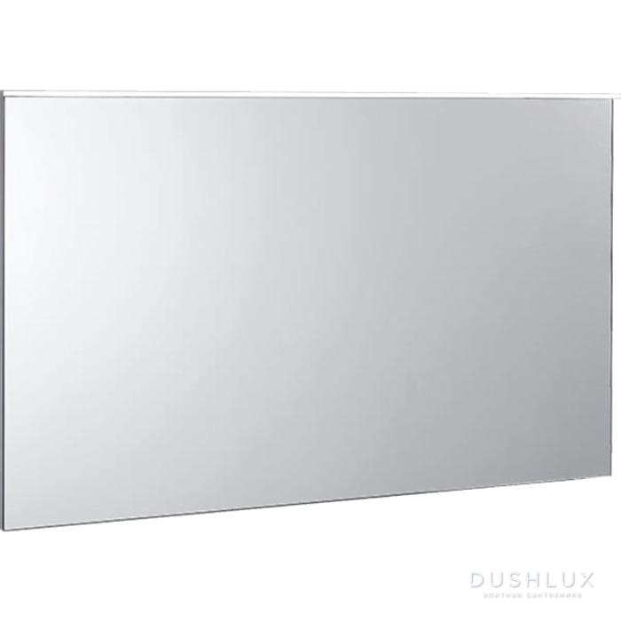 Geberit Xeno² Зеркало с подсветкой 120х71см, с прямым освещением и фоновой подсветкой