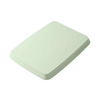 Artceram Civitas Крышка с сиденьем для унитаза, механизм soft-close, цвет: зеленый/хром
