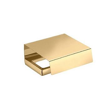 Colombo Lulu B6291.gold Держатель туалетной бумаги с крышкой
