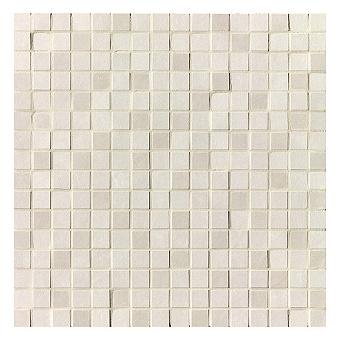 Fap Bloom Керамическая плитка 30,5x30,5см., для ванной, настенная, мозаика, цвет: white