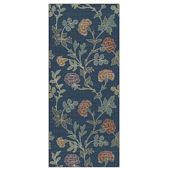Ornamenta Operae Керамическая плитка 120х278см, настенная, декор: Bloom Blue
