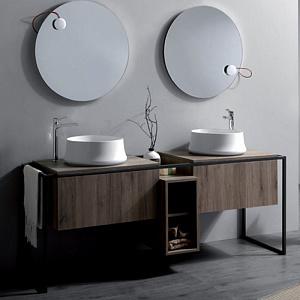 Мебель для ванной комнаты Simas Frame