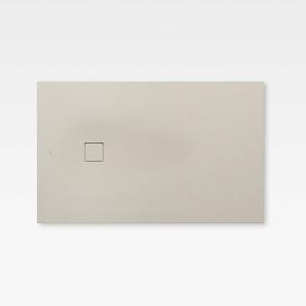 Armani Roca Baia Душевой поддон 160х100х3.1см с боковым сливом, с anti-slip, мат-л: Stonex, цвет: greige