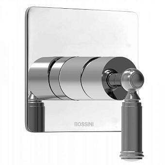 Bossini Liberty Смеситель для душа, встраиваемый, с девиаторм 1 направления, цвет: хром