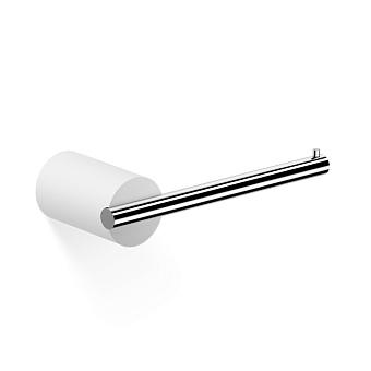 Decor Walther Stone TPH Держатель туалетной бумаги, подвесной, цвет: белый / хром
