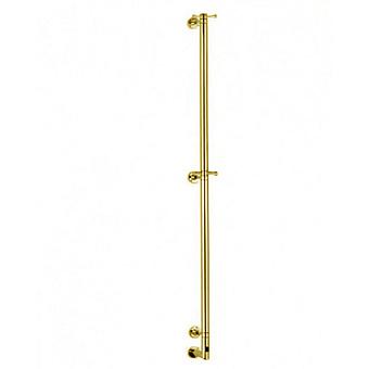 Margaroli Arcobaleno Полотенцесушитель электрический 7.4х15х166см., межосевое расстояние:75см., цвет: золото