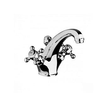 Kludi Adlon Смеситель для раковины, на 1 отв., цвет: хром