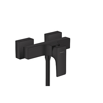 Hansgrohe Metropol Смеситель для душа, настенный, цвет: черный матовый