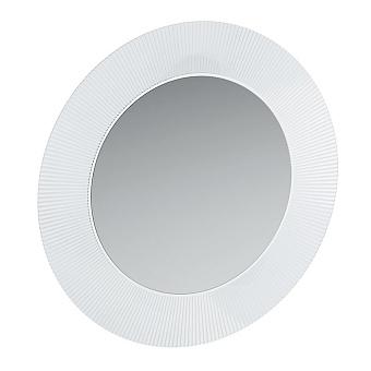 Laufen Kartell Зеркало круглое d=780мм, настенное, со скрытой подсветкой, цвет: прозрачный кристал