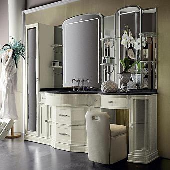 Комплект мебели Eurodesign Hermitage comp. №2 228x59xh202 см, столешница категории С K-Space