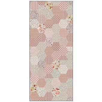 Ornamenta Operae Керамическая плитка 120х278см, настенная, декор: Blend Pink