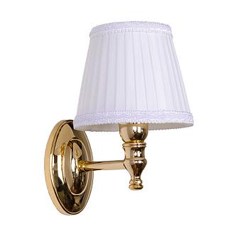 TW Bristol 039, настенная лампа светильника с овальным основанием, цвет: золото (без абажура)