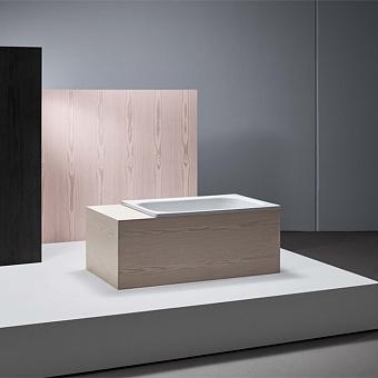 Bette Basic Ванна встраиваемая 118x73x42 см, со ступенькой-сиденьем, BetteGlasur® Plus, цвет: белый