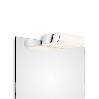 Decor Walther Book 1-15 LED Светильник на зеркало 15x11.5x4.5см, светодиодный, 1x LED 6.2W, цвет: хром