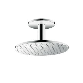 Axor ShowerSolution Верхний душ, Ø 300мм, 2jet, с держателем 100мм, потолочный монтаж, цвет: хром
