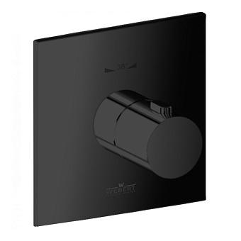Webert Elio Встраиваемый смеситель для душа, термостатический, цвет: черный