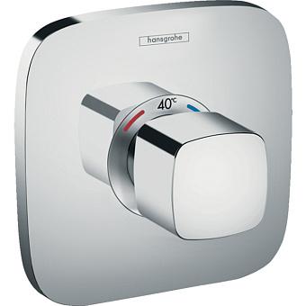 Hansgrohe Ecostat E Highflow Смеситель для душа, термостатический, 1 источник, СМ, цвет: хром