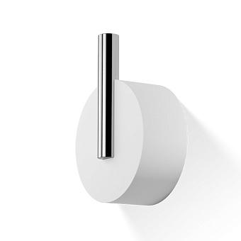 Decor Walther Stone WHK Крючок, цвет: белый / хром
