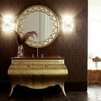 Комплект мебели Eurodesign Prestige comp. №1 133x65xh200 см, столешница категории С Rosso Verona lucido