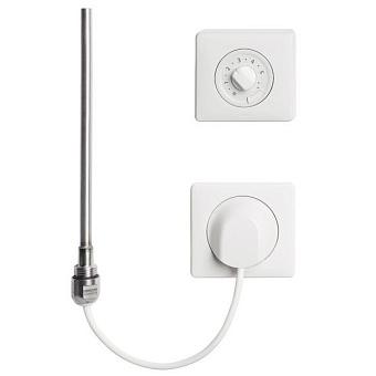 Kermi Электрокомплект WFS белый, 1200 Вт, регулятор Funk-Standard