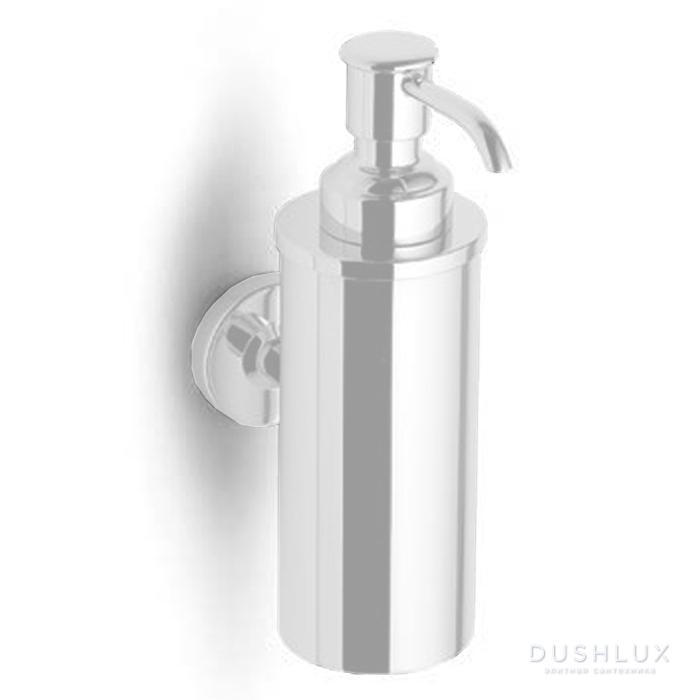 Bertocci Cinquecento Дозатор подвесной в металлической колбе, цвет: белый матовый