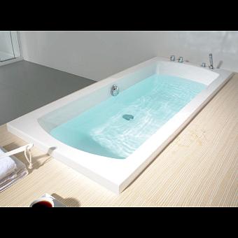 Noken SP One XL Basic Ванна 170х70см., без смесителя, встроенная, цвет: белый
