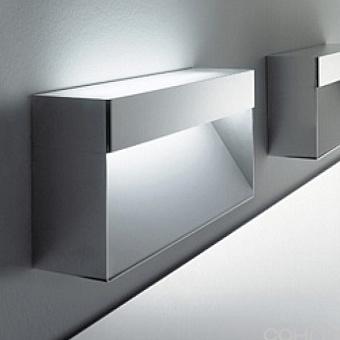 Agape 369 Настенный светильник 24x9x15 см, цвет: полированный