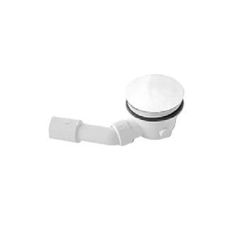 AZZURRA Puro Сифон для поддона d90 мм, цвет: белый