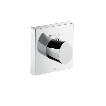 Axor Starck Organic, Термостатический смеситель highflow 120/120 для скрытой установки, Цвет: Хром
