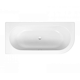 BETTE Starlet  IV Ванна встраиваемая 165х75x42 см, с шумоизоляцией, BetteGlasur® Plus, цвет: белый