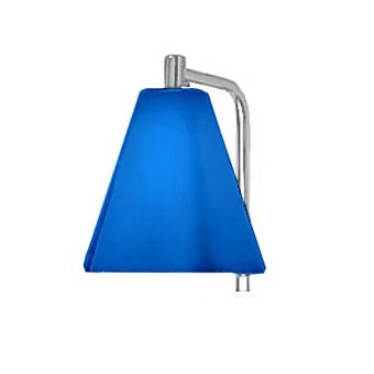 Colombo Bart Лампа, цвет: хром/синий