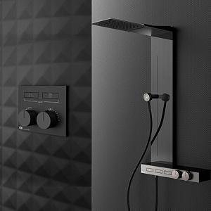 Душевые системы Gessi Hi-Fi