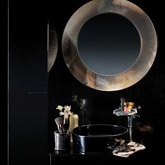Laufen Kartell Раковина-чаша 42х42х12 см, без отв., без перелива, цвет: черный глянцевый