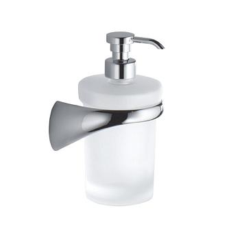 Colombo Link, Дозатор для жидкого мыла подвесной, Цвет: хром