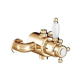 Gattoni Termostatici Термостатический смеситель, цвет золото