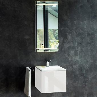 Keuco Edition 11 Комплект мебели 43.5х43.5х35 см, цвет: белый глянец
