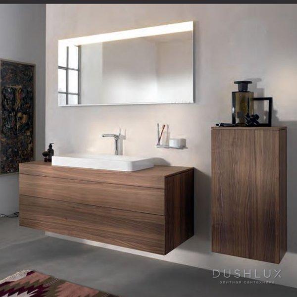 Keuco Edition 400 Комплект мебели 140х53.5х54.6 см, орех