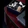 Karol Bania comp. №9, комплект подвесной мебели 120 см. цвет: Bordeaux brillant фурнитура: хром