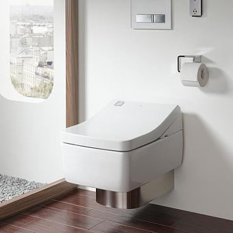TOTO SG Унитаз подвесной 390x582x339 мм, безободковый, цвет: белый