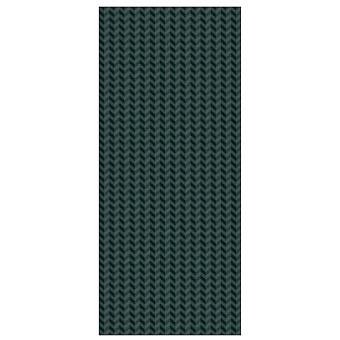 Ornamenta Operae Керамическая плитка 120х278см, настенная, декор: Chevron Green