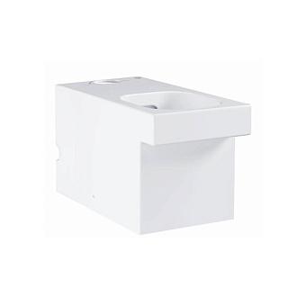 Grohe Cube Ceramic Унитаз 69x37 см, напольный, слив универсальный, цвет: белый