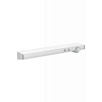 Hansgrohe ShowerTabletSelect 700 Смеситель для душа, термостатический, 2 источника, цвет: хром/белый