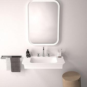 Agape Novecento XL Раковина подвесная 90х55х13 см, цвет: белая