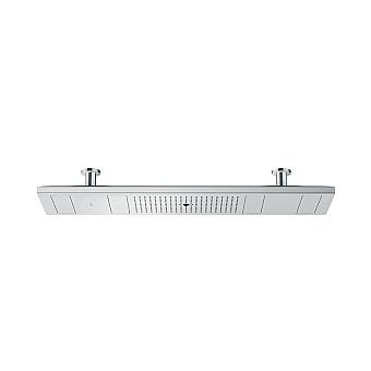 Axor ShowerHeaven Верхний душ 1200 x 300 мм, 4jet, потолочный монтаж, c подсветкой 2700K, цвет: хром