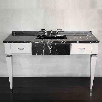 Devon&Devon Bentley, Комплект мебели  мрамор nero marquina, Цвет: белый